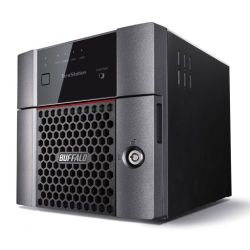 Buffalo 4TB TeraStation 3210DN Business Class NAS Drive, 2 x 2TB, RAID 0, 1, JBOD, GB LAN, NovaBACKUP, Hot Swap