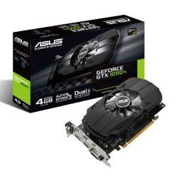 Asus Phoenix GTX1050 Ti, 4GB DDR5, PCIe3, DVI, HDMI, DP, 1392MHz Clock, Compact Design