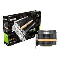 Palit GTX1050 Ti KalmX, 4GB DDR5, PCIe3, DVI, HDMI, DP, 1392MHz Clock, Passive 0dB Gaming