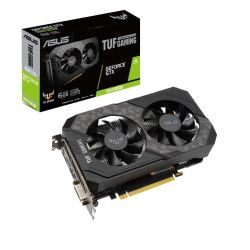 Asus TUF GTX1660 SUPER, 6GB DDR6, DVI, HDMI, DP, 1815MHz Clock, Compact Design