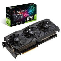 Asus ROG STRIX RTX2060, 6GB DDR6, 2 HDMI, 2 DP, 1710MHz Clock, RGB LIghting