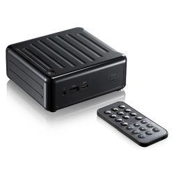 Asrock Beebox-S Barebone PC, i5-6200U, DDR4 SO-DIMM, HDMI 4K/2K, AC WiFi, USB 3.1, No RAM, HDD or O/S