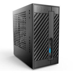 Asrock DeskMini 310 Barebone PC, Mini STX, 1151 (H310), DDR4 SO-DIMM, SATA, M.2, VGA, HDMI, DP - No CPU, RAM, HDD or O/S