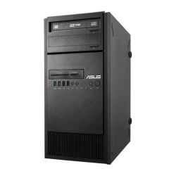 Asus ESC500 G4-M3Q Workstation PC, i5-7500, 8GB, 256GB SSD, Dual LAN, No Operating System, 3 Year On-Site NBD