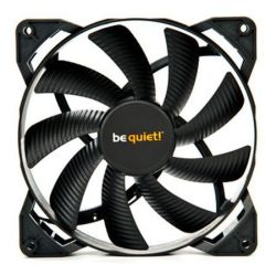 Be Quiet! BL044 Pure Wings 2 8cm Case Fan, Rifle Bearing, Black, Ultra Quiet