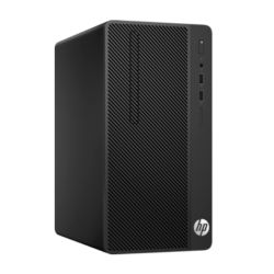 HP 290 G1 MT Tower PC, i7-7700, 8GB, 256GB SSD, Wi-FiBluetooth, DVDRW, Windows 10 Pro