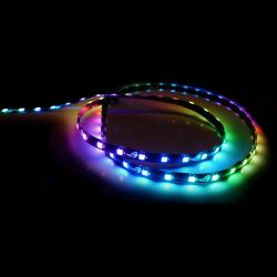 Asus Addressable RGB LED Light Strip, 30cm, 5V, Magnetic Backing, Aura Sync
