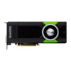 PNY Quadro P5000 Professional Graphics Card, 16GB DDR5, 4 DP