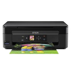 Epson Expression Home XP-342 Wireless All-in-One Inkjet Printer, Wi-Fi Direct, LCD Screen