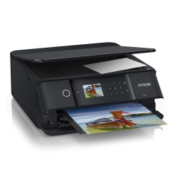 Epson Expression Premium XP-6100 Wireless Multifunction Colour Inkjet Printer, LCD Display