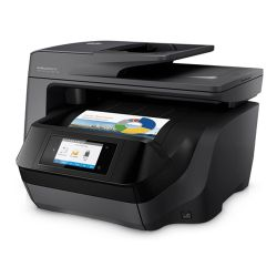 HP OfficeJet Pro 8728 Wireless All-In-One Inkjet Printer, 4800 x 1200 dpi, Automatic Duplex Print, Colour LCD Screen