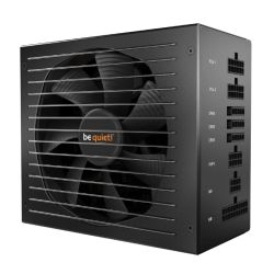 Be Quiet! 550W Straight Power 11 PSU, Fully Modular, Fluid Dynamic Fan, Quad Rail, 80+ Platinum