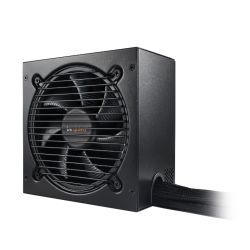Be Quiet! 600W Pure Power 10 PSU, Rifle Bearing Fan, 80+ Silver, Cont. Power