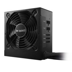 Be Quiet! 700W System Power 9 PSU, Semi-Modular, Sleeve Bearing, 80+ Bronze, Dual 12V, Cont. Power