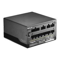 Fractal Design 760W ION+ 760P PSU, Fully Modular, Fluid Dynamic Fan, 80+ Platinum, UltraFlex DC Wires, Whisper-quiet Mode