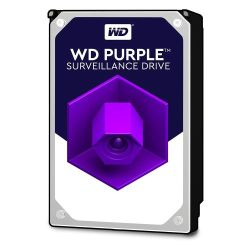 WD 3.5, 1TB, SATA3, Purple Surveillance Hard Drive, 5400RPM, 64MB Cache