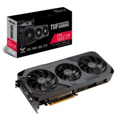 Asus TUF GAMING X3 RX5600 XT EVO OC, 6GB DDR6, PCIe4, HDMI, 3 DP, 1770MHz Clock, Overclocked