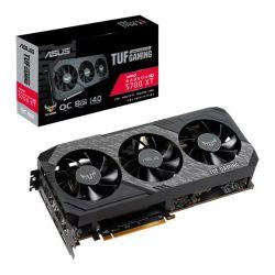 Asus TUF GAMING RX5700 XT OC, 8GB DDR6, PCIe4, HDMI, 3 DP, 1980MHz Clock, NVLink