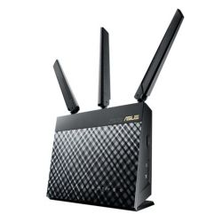 Asus 4G-AC55U AC1200 300+867 Dual Wireless 4G LTE Modem Router, Access PointMedia Bridge, SIM Slot