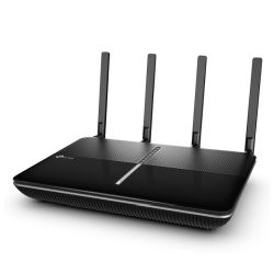 TP-LINK (Archer VR2800) AC2800 (2167+600) Wireless Dual Band GB VDSL2 Modem Router, USB3, MU-MIMO
