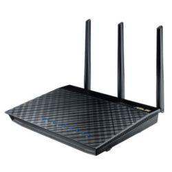 Asus RT-AC66U AC1750 450+1300 Wireless Dual Band GB Cable Router, USB 3.0