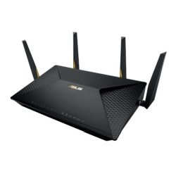 Asus (BRT-AC828) AC2600 (800+1734) Wireless Dual Band GB VPN Router, Dual-WAN, M.2 Slot, MU-MIMO