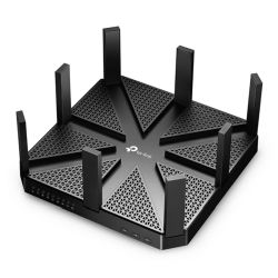 TP-LINK ARCHER C5400 AC5400 2167+2167+1000 Wireless Tri-Band GB Cable Router, MU-MIMO, USB 3.0