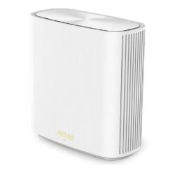 Asus AX5400 (ZenWiFi XD6) AX5400 Wireless Dual-Band Cable Router, Single Unit, 3x GB LAN, GB WAN, AiMesh Tech, Tri-Core Processor, White