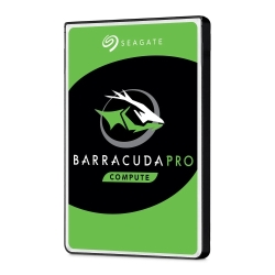 "Seagate 2.5"", 1TB, SATA3, BarraCuda Pro Hard Drive, 7200RPM, 128MB Cache, 7mm, OEM"