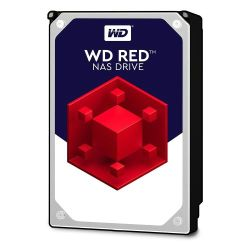 "WD 3.5"", 2TB, SATA3, Red Series NAS Hard Drive, 5400RPM, 256MB Cache, OEM"