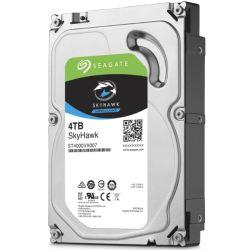 """Seagate 3.5"""", 4TB, SATA3, SkyHawk Surveillance Hard Drive, 64MB Cache, 24/7"""