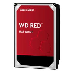 "WD 3.5"", 4TB, SATA3, Red Series NAS Hard Drive, 5400RPM, 256MB Cache, OEM"