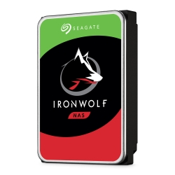 "Seagate 3.5"", 6TB, SATA3, IronWolf NAS Hard Drive, 7200RPM, 256MB Cache, OEM"