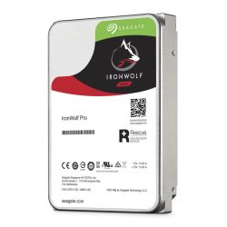 "Seagate 3.5"", 8TB, SATA3, IronWolf Pro NAS Hard Drive, 7200RPM, 256MB Cache, 2 Yr Data Recovery Service, OEM"