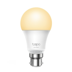 TP-LINK L510B Wi-Fi LED Smart Light Bulb, Dimmable, Schedule, AppVoice Control, Bayonet Fitting
