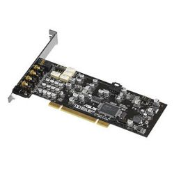 Asus Xonar D1 Soundcard, PCI, 5.1, Dolby Home Theatre, Prologic IIX, Low Profile