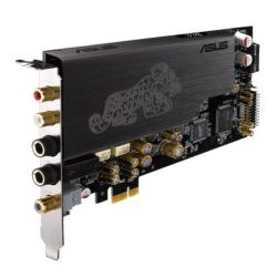Asus Xonar Essence STX II Soundcard, PCIe, 5.1, 124dB SNR, TCXO Clock Source, Swappable Op-Amp Sockets