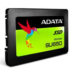 "ADATA 120GB Ultimate SU650 SSD, 2.5"", SATA3, 7mm, 3D NAND, R/W 520/320 MB/s, 75K IOPS"