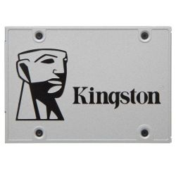 "Kingston 120GB UV500 SSD, 2.5"", SATA3, 7mm, 3D NAND, 256-bit AES Encryption, R/W 520/320 MB/s"