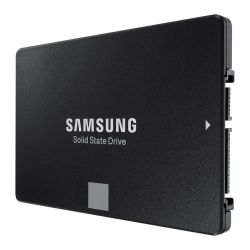 "Samsung 1TB 860 EVO SSD, 2.5"", SATA3, 6.8mm, V-NAND, R/W, 550/520 MB/s"