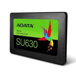"""ADATA 3840GB Ultimate SU630 SSD, 2.5"""", SATA3, 7mm , QLC 3D NAND, R/W 520/450 MB/s, 65K IOPS"""