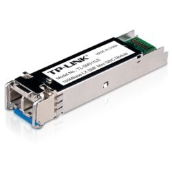 TP-LINK TL-SM311LS MiniGBIC Single-Mode Fiber Module, 10km, 1310nm Wave