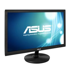 Asus 21.5 LED Monitor VS228NE, 1920 x 1080, 5ms, VGA, DVI, VESA