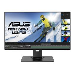 Asus 23.8 Professional IPS Monitor PB247Q, 1920 x 1080, 5ms, 100M1, HDMI, DP, sRGB, Speakers, VESA