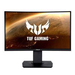 "Asus 23.6"" TUF Curved Gaming Monitor (VG24VQ), 1920 x 1080, 1ms, 2 HDMI, DP, 144Hz, VESA"