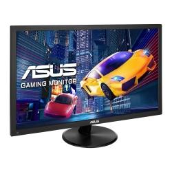 """Asus 24"""" Gaming Monitor (VP248QG), 1920 x 1080, 1ms, VGA, HDMI, DP, Speakers, Adaptive-Sync/FreeSync, Speakers, VESA"""