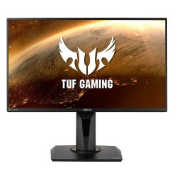 "Asus 24.5"" TUF Gaming Monitor (VG259QM), Fast IPS, 1920 x 1080, 1ms, 2 HDMI, DP, Overclockable 280Hz, Speakers"