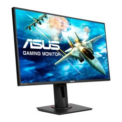 "Asus 27"" LED Gaming Monitor (VG278Q), 1920 x 1080, 1ms, DVI, HDMI, DP, G-SYNC, 144Hz, Speakers, VESA"