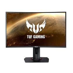 "Asus 27"" TUF Gaming WQHD Curved Gaming Monitor (VG27WQ), 2560 x 1440, 1ms, 120% sRGB, HDMI, DP, 165Hz, VESA"