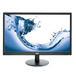 AOC 27 LED TFT E2770SH, 1920 X 1080, 1ms, VGA, DVI, HDMI, Speakers, VESA, 3 Years On-site Warranty